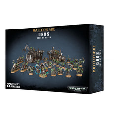 BATTLEFORCE ORKS KULT OF SPEED SPECIAL ORDER DICEHEDdotCOM