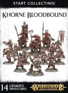 Start Collecting! Khorne Bloodbound DICEHEADdotCOM