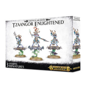 Disciples of TZEENTCH ARCANITES TZAANGOR ENLIGHTENED DICEHEADdotCOM