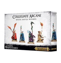 COLLEGIATE ARCANA MYSTIC BATTLE WIZARDS DICEHEADdotCOM