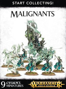 DEATHLORDS START COLLECTING! MALIGNANTS DICEHEADdotCOM