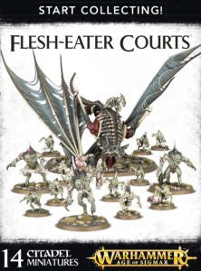 Armies of Death Start Collecting! Flesh Eater Courts DICEHEADdotCOM