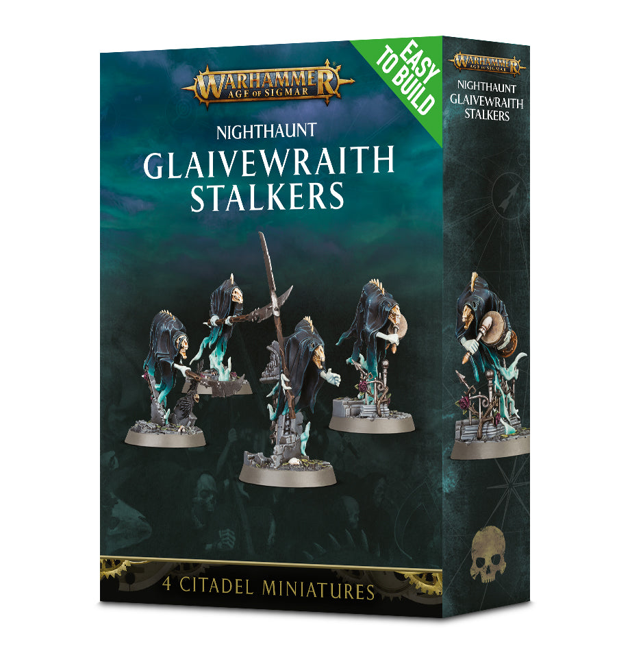 STORMCAST ETERNALS ETB NIGHTHAUNT GLAIVEWRAITH STALKERS PRE-ORDER DICEHEADdotCOM