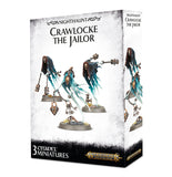 AGE OF SIGMAR NIGHTHAUNT CRAWLOCKE THE JAILOR AND CHAINGHASTS DICEHEADdotCOM