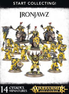 Start Collecting! Ironjawz DICEHEADdotCOM