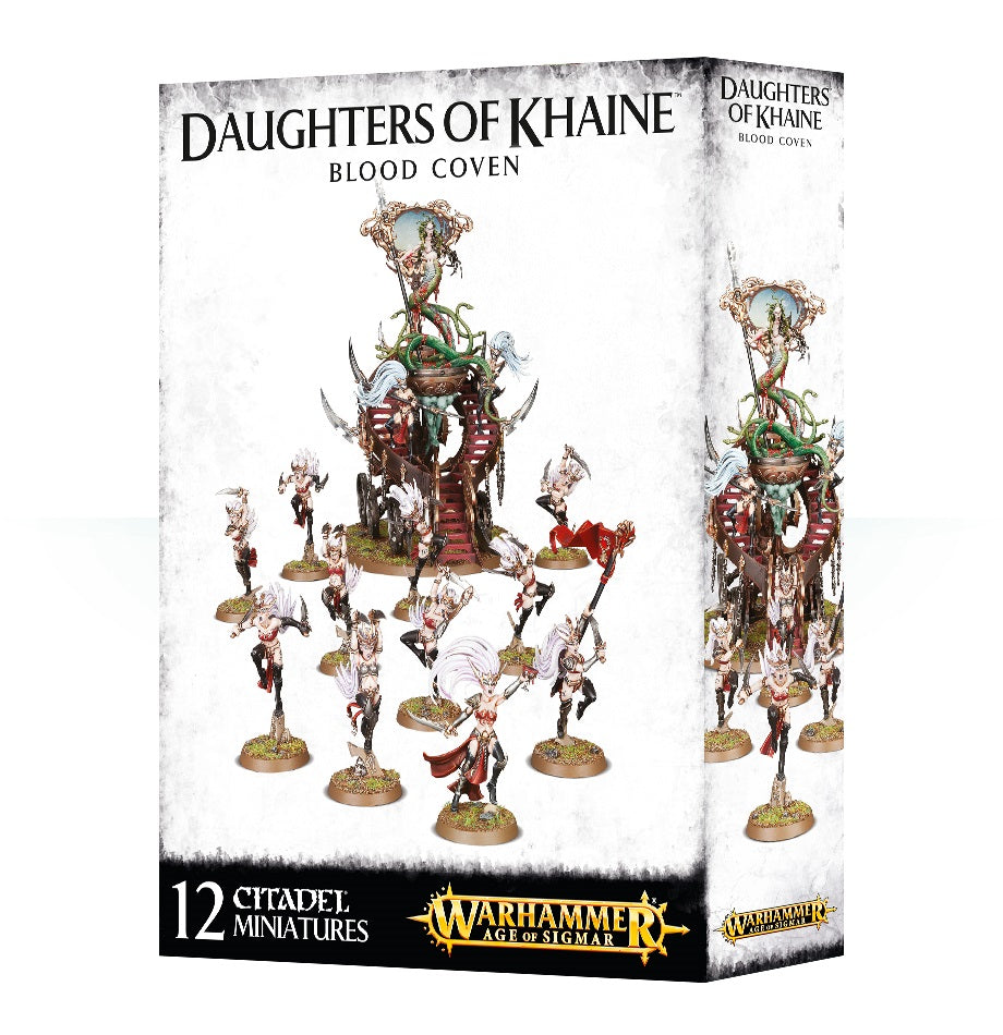 DAUGHTERS OF KHAINE BLOOD COVEN DICEHEADdotCOM
