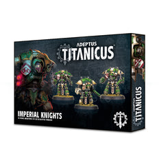 ADEPTUS TITANICUS IMPERIAL KNIGHTS PRE-ORDER DICEHEADdotCOM