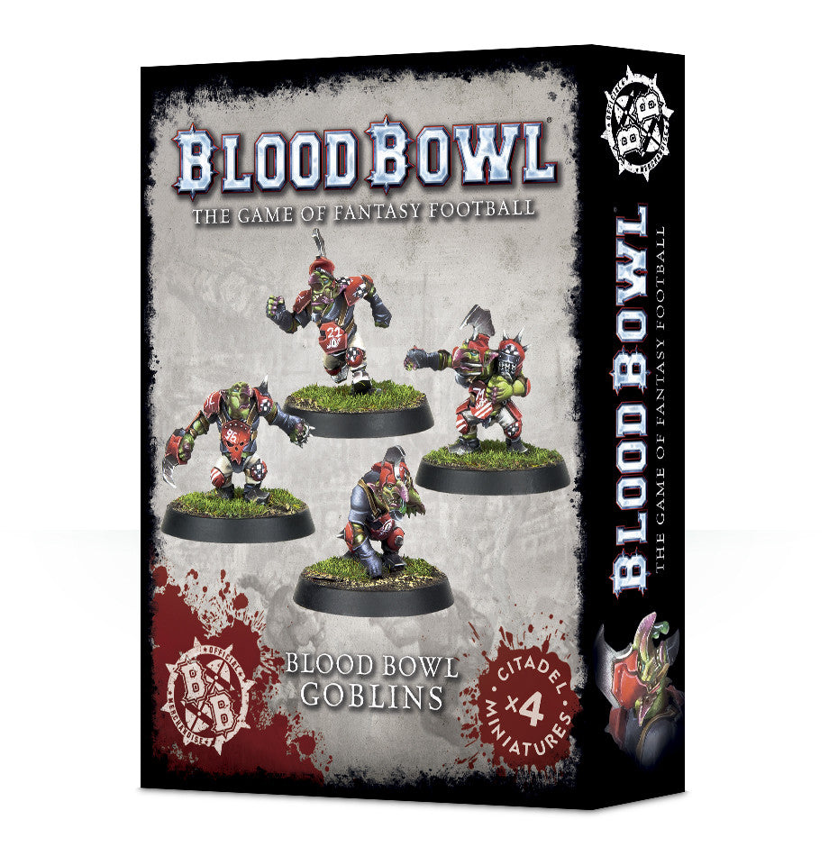 BLOOD BOWL GOBLINS DICEHEADdotCOM