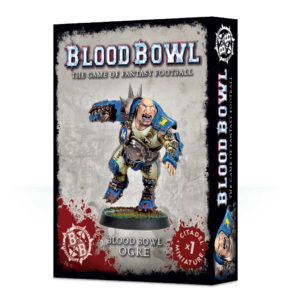 BLOOD BOWL OGRE DICEHEADdotCOM