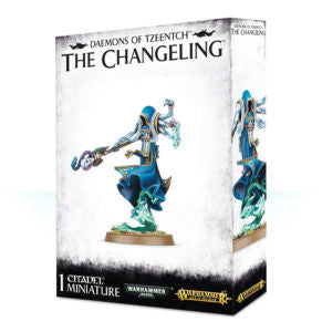 Disciples of Tzeentch Arcanites The Changeling SPECIAL ORDER DICEHEADdotCOM