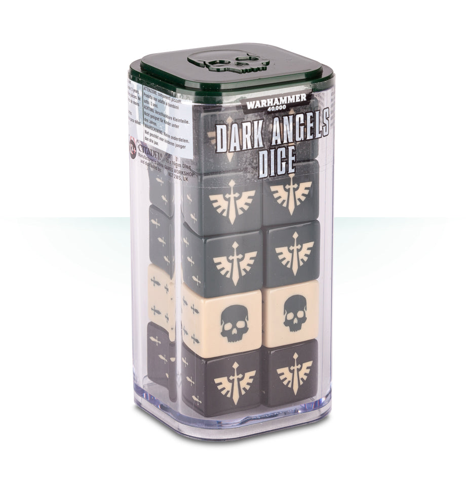 DARK ANGELS DICE DICEHEADdotCOM