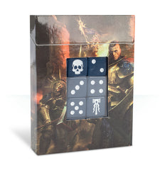 AGE OF SIGMAR STORMCAST ETERNALS DICE SET DICEHEADdotCOM