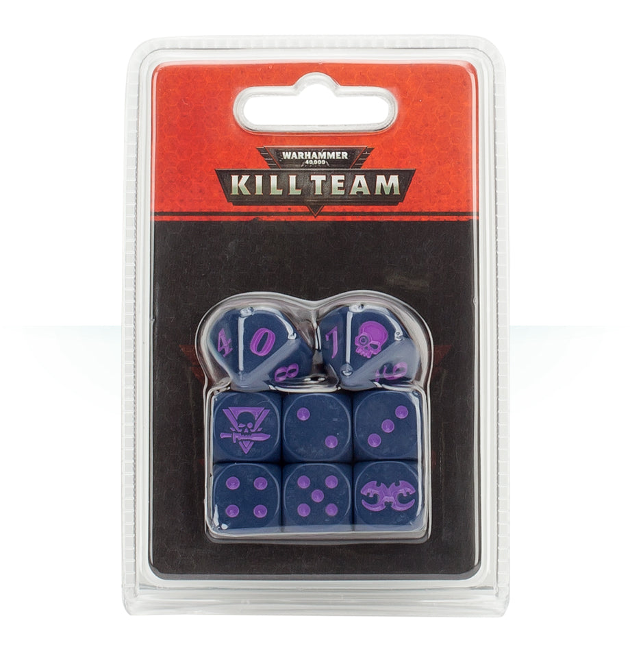 WH 40K KILL TEAM GENESTEALER CULTS DICE DICEHEADdotCOM