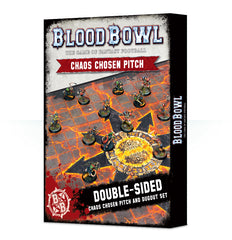 BLOOD BOWL CHAOS PITCH & DUGOUTS PRE-ORDER DICEHEADdotCOM