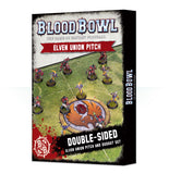 Blood Bowl Elven Union Pitch DICEHEADdotCOM