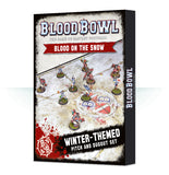 Blood Bowl Blood on the Snow Pitch DICEHEADdotCOM