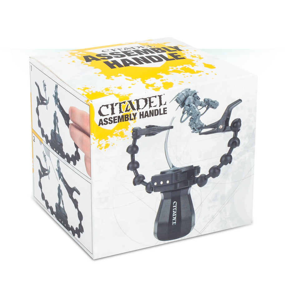 CITADEL ASSEMBLY HANDLE DICEHEADdotCOM