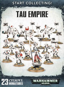 START COLLECTING! TAU EMPIRE  DICEHEADdotCOM