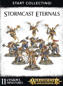 Start Collecting! Stormcast Eternals DICEHEADdotCOM