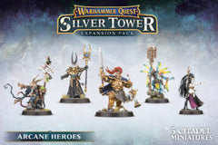 WARHAMMER QUEST ARCANE HEROES DICEHEADdotCOM
