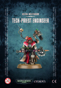 ASTRA MILITARUM TECH-PRIEST ENGINSEER  DICEHEADdotCOM
