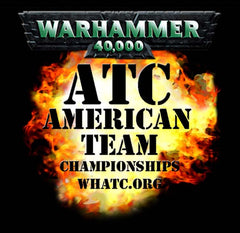 ATC 40K Team Event Ticket