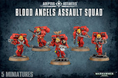 BLOOD ANGELS ASSAULT SQUAD DICEHEADdotCOM