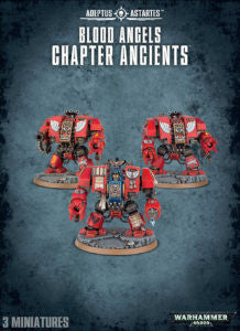 BLOOD ANGELS CHAPTER ANCIENTS DICEHEADdotCOM