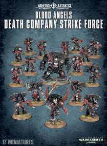 BLOOD ANGELS DEATH COMPANY STRIKE FORCE DICEHEADdotCOM