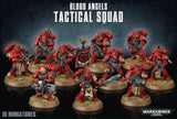 Blood Angels Tactical Squad 2014  DICEHEADdotCOM