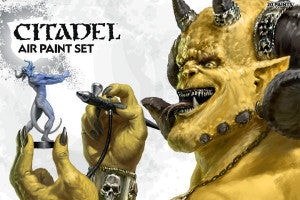 CITADEL AIR PAINT SET DICEHEADdotCOM