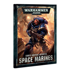 CODEX: SPACE MARINES 8TH ED HC DICEHEADdotCOM