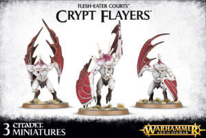 Armies of Death Flesh Eater Courts Crypt Flayers / Crypt Horrors  DICEHEADdotCOM
