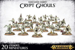 Armies of Death Flesh Eater Courts Crypt Ghouls  DICEHEADdotCOM