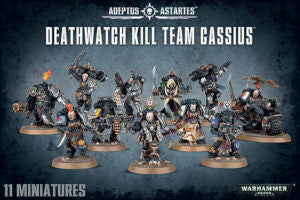 DEATHWATCH KILL TEAM CASSIUS SPECIAL ORDER DICEHEADdotCOM
