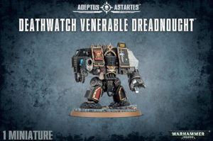 DEATHWATCH VENERABLE DREADNOUGHT DICEHEADdotCOM