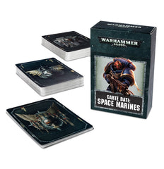 DATACARDS: SPACE MARINES 8TH ED PRE-ORDER DICEHEADdotCOM