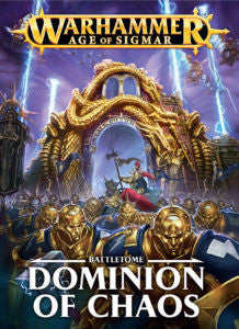 Chaos Battletome Dominion of Chaos DICEHEADdotCOM