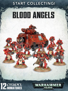 Start Collecting! Blood Angels DICEHEADdotCOM
