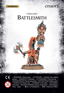 FYRESLAYERS BATTLESMITH  DICEHEADdotCOM