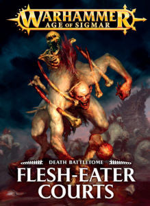 Armies of Death Battletome Flesh Eater Courts DICEHEADdotCOM