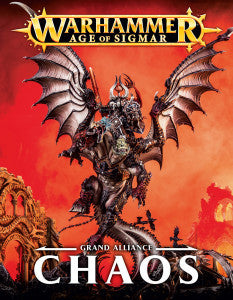 Age of Sigmar GRAND ALLIANCE CHAOS  DICEHEADdotCOM