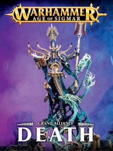 Age of Sigmar GRAND ALLIANCE DEATH  DICEHEADdotCOM