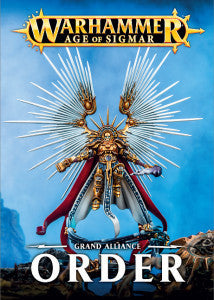 Age of Sigmar GRAND ALLIANCE ORDER DICEHEADdotCOM