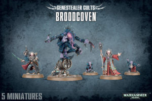 GENESTEALER CULTS BROODCOVEN DICEHEADdotCOM