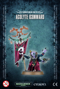 GENESTEALER CULTS ACOLYTE ICONWARD DICEHEADdotCOM