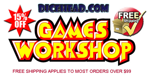 WH UNDERWORLDS GARREKS REAVERS EXPANSION DICEHEADdotCOM