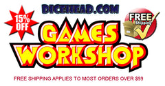 WH 40K KILL TEAM GENESTEALER CULTS DICE PRE-ORDER DICEHEADdotCOM
