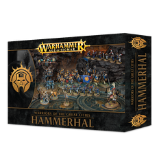 AGE OF SIGMAR HAMMERHAL PRE-ORDER DICEHEADdotCOM