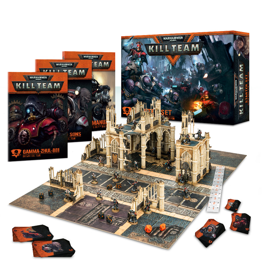 WH 40K KILL TEAM DICEHEADdotCOM (ADD $5 S&H)